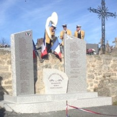 Monument morts ST PAUL LE FROID